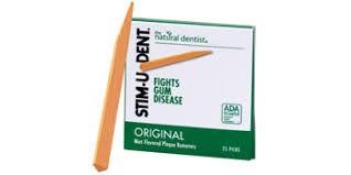 Stim-u-dent Zahnhölzer