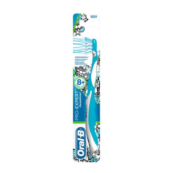 OralB Cross Action 8+