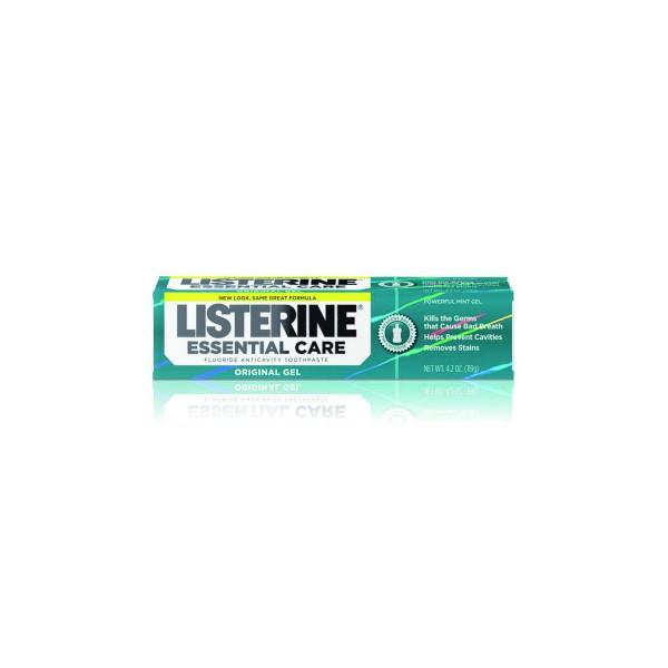 Listerine Essential Care Gel