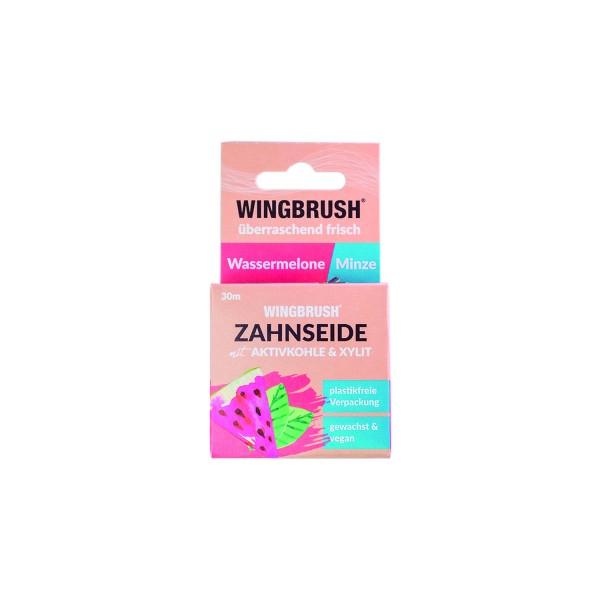 Wingbrush Zahnseide Wassermelone/Minze