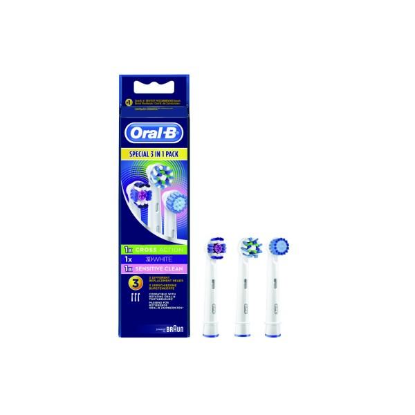 OralB Multipack Ersatzbürsten