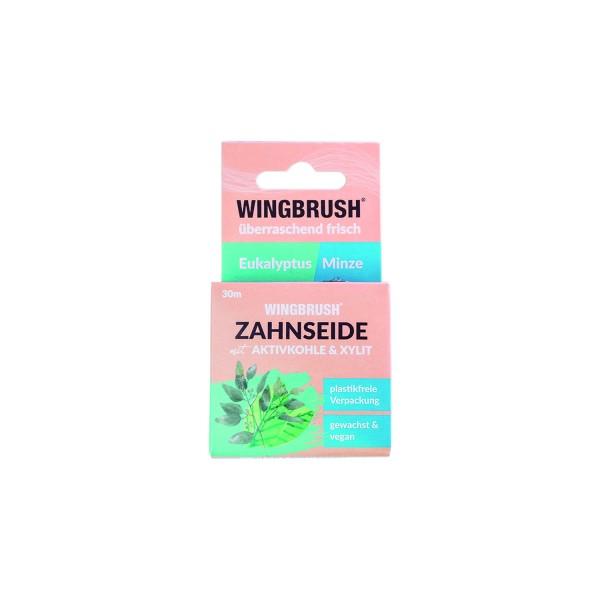 Wingbrush Zahnseide Eukalyptus/Minze