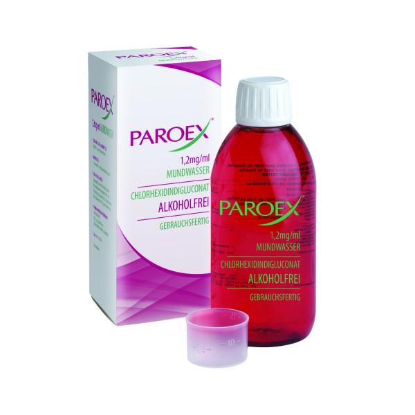 GUM Paroex Mundwasser 1.2 mg/ml