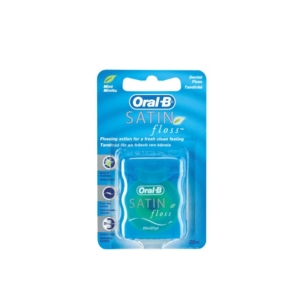 OralB Satin Floss