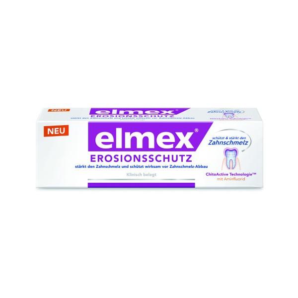 elmex Zahnschmelzschutz Zahnpasta
